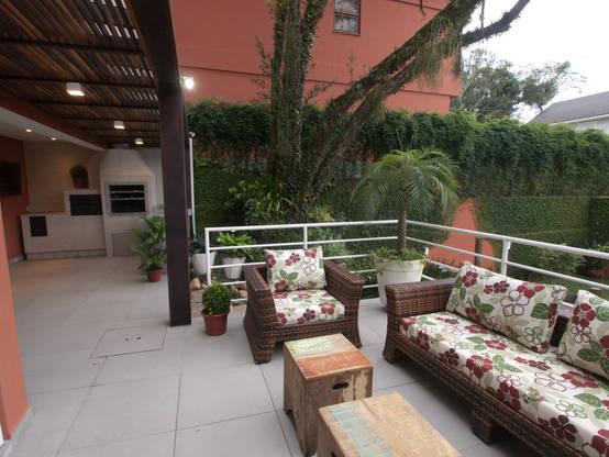 Decoração de residência com ambientes integrados em Curitiba | homify | homify