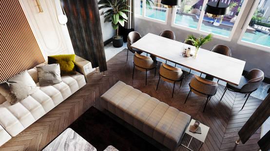 Salonunuzun daha modern görünmesini sağlayacak 10 dekorasyon ipucu