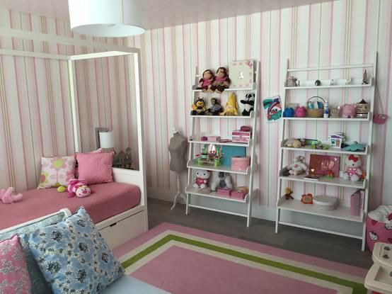 Quartos juvenis adaptados à personalidade dos seus filhos (Lisboa)