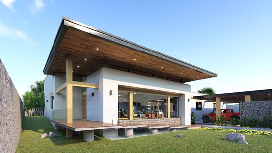 Residencia de diseño contemporáneo en Sonora | homify