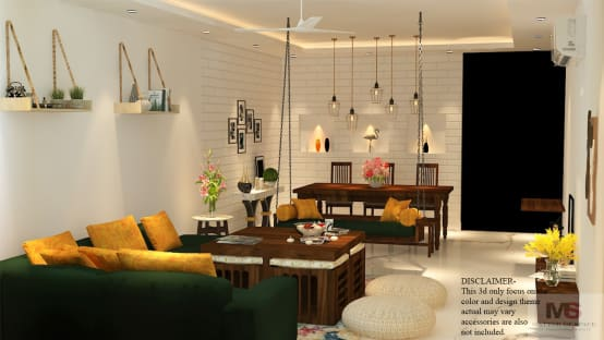 Warm and Inviting Living Room Interiors for Modern Homes | homify