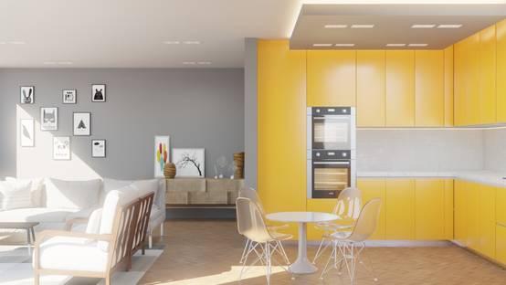 Soluciones creativas para aprovechar los rincones en apartamentos