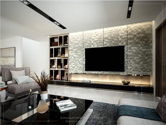Luxury Feature Walls
