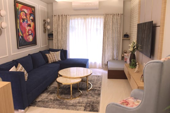 Budget Interiors Bring Style to a Two-Bedroom Home in New Delhi