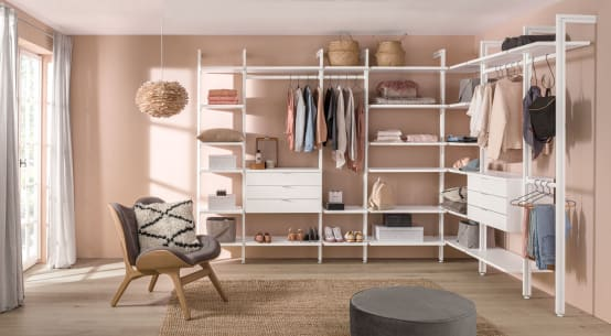 Designing a dressing room? Ask yourself these 8 questions first... | homify