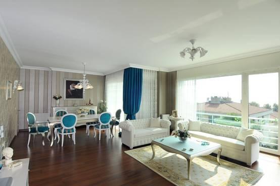 Özel tasarım mobilyalarla kimliğini bulan muhteşem bir daire | homify | homify