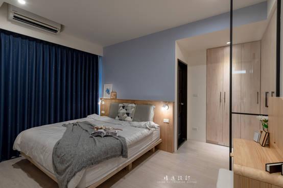 悠閒與優雅的度假日常:布紗簾的家屋搭配實例