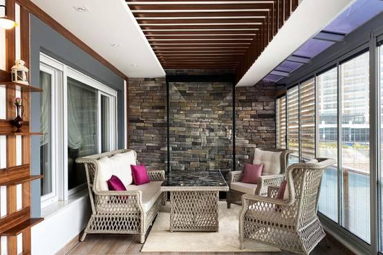 Birbirinden güzel 10 kapalı teras dekorasyonu | homify