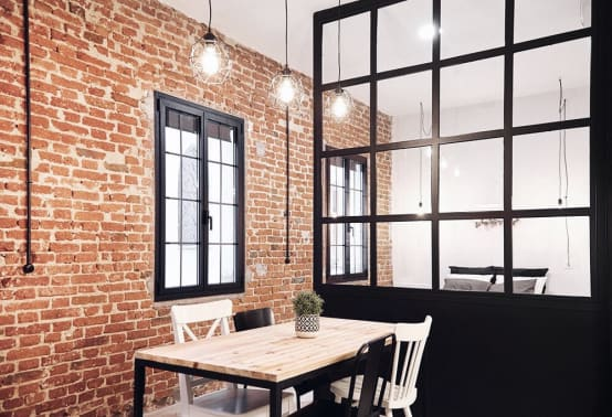 Great for any Room: 14 Brick Wall Ideas to Copy at Home