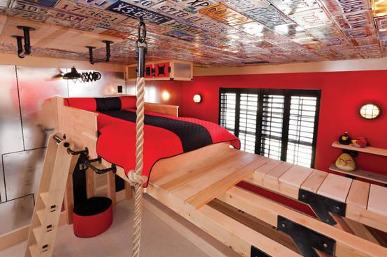 Creative Boy Room