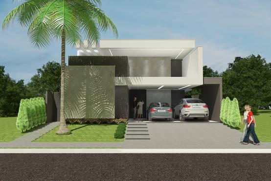 Projeto Arquitetônico de Residência em Campo Grande, MS | homify | homify