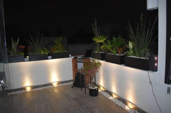 Diseño y construcción de loft y terraza en Ciudad de México