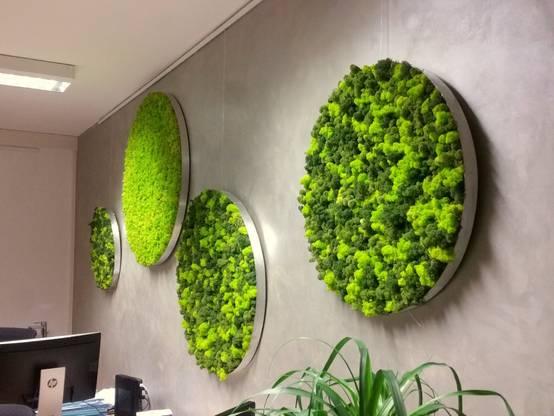 Ticari mekânlar için yeşil alan fikirleri | homify | homify
