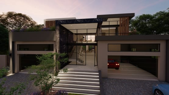 The stunning modern style of Sibiya Residence | homify