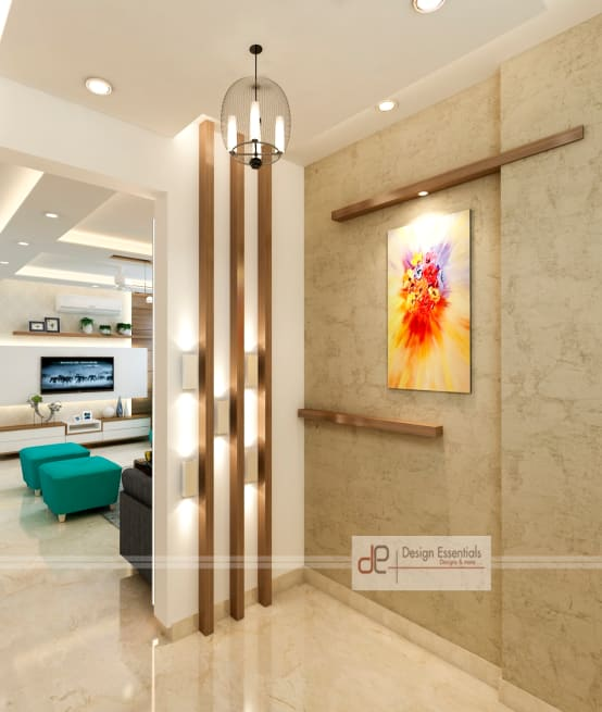 A Warm and Welcoming Sophisticated Home in Gurugram   homify