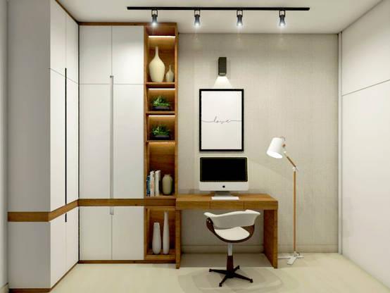 Jak stworzyć w domu idealne miejsce do pracy? | homify