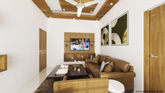 Stylish, Functional and Cosy Interiors For a Modern Residence in Tamil Nadu | homify