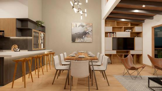 14 Espacios con muebles de madera, cálidos y preciosos | homify