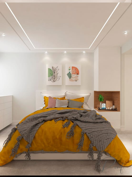 9 ideas hermosas para cuartos ¡Se verán de revista! | homify