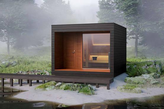 Sauna im Garten – welches Holz eignet sich für die Wellness-Oase?   homify
