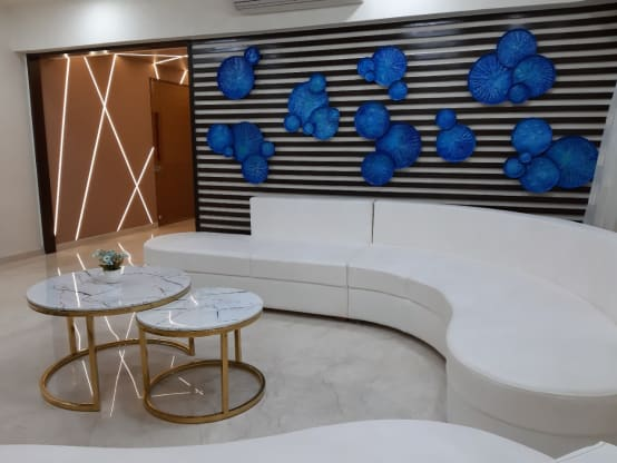 Spectacular Modern Interiors For a 4BHK House   homify