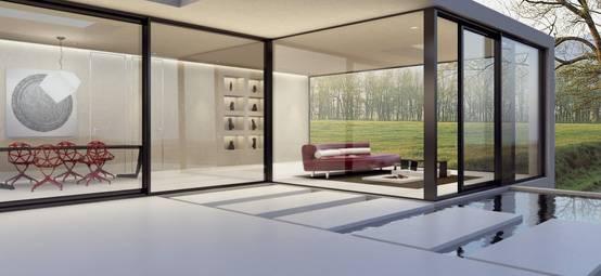 Aluminiumfenster und -türen für einen vollendeten Look | homify