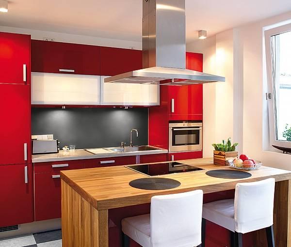Cocinas peque as 6 grandes tips para ahorrar espacio for Dimensiones de cocinas pequenas