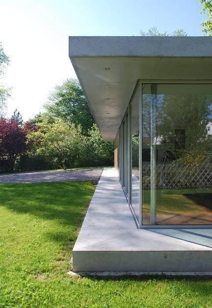 neubau gartenpavillon berlingen von peter rohde. Black Bedroom Furniture Sets. Home Design Ideas