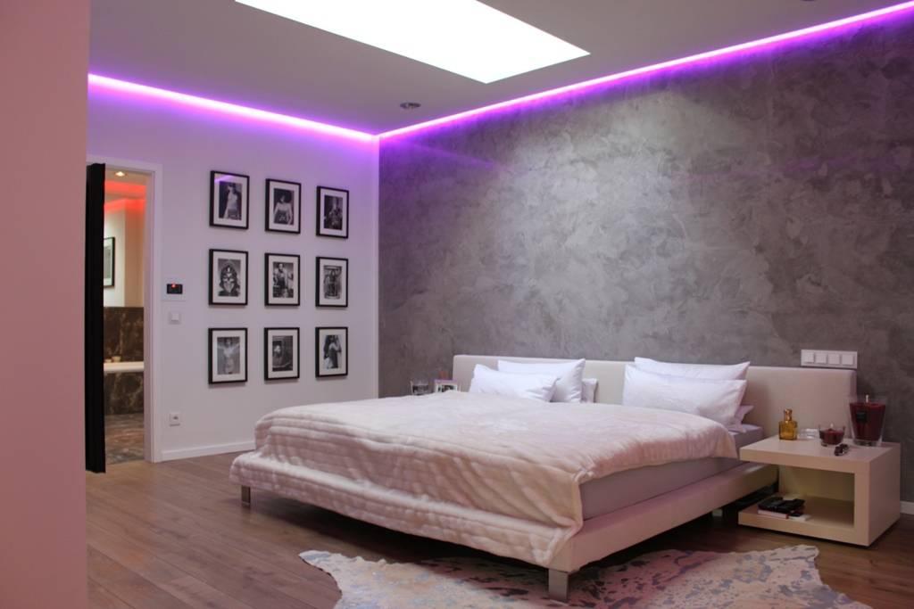Lichtquellen im schlafzimmer - Ausgefallene schlafzimmer ...