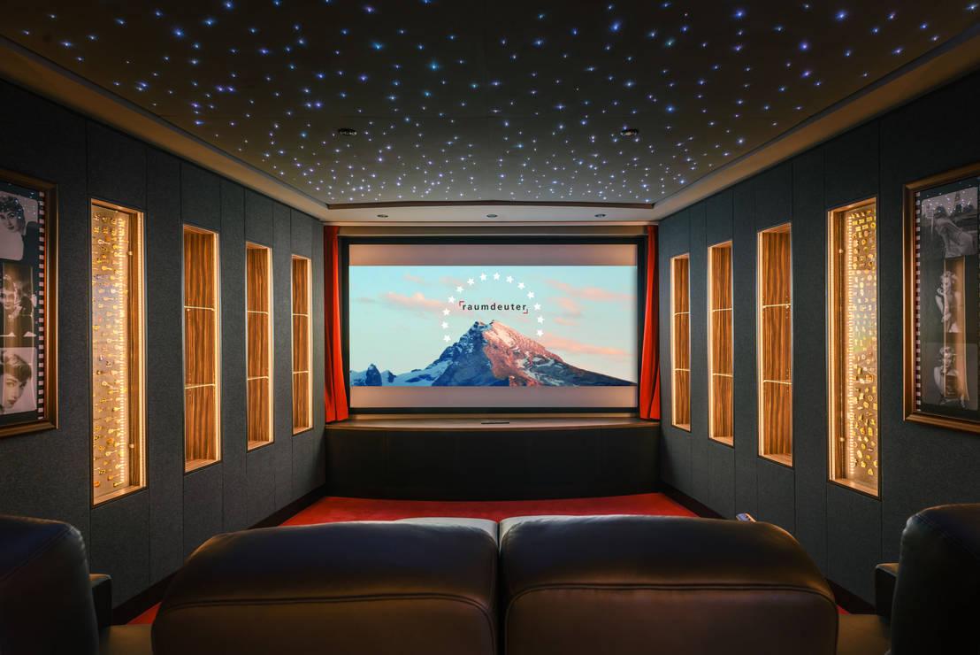 Rea de entretenimiento en casa 8 ideas sensacionales - Television en casa ...