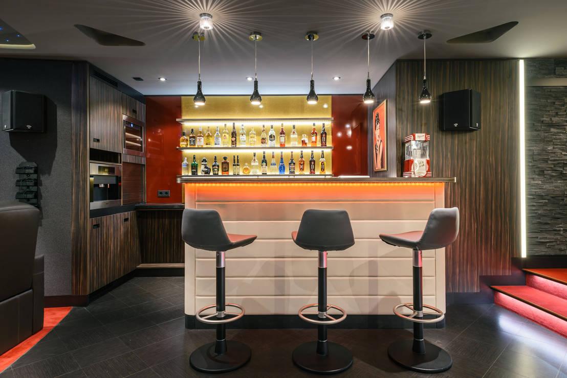 C mo dise ar tu bar en casa 7 tips fant sticos - Barra de bar en casa ...