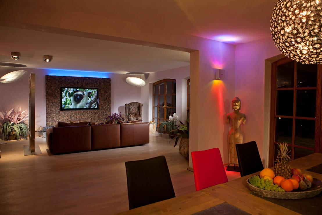 licht design die richtige beleuchtung. Black Bedroom Furniture Sets. Home Design Ideas