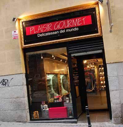 Plaisir gourmet profesjonalista arquitectura de interior - Restaurante villena segovia ...