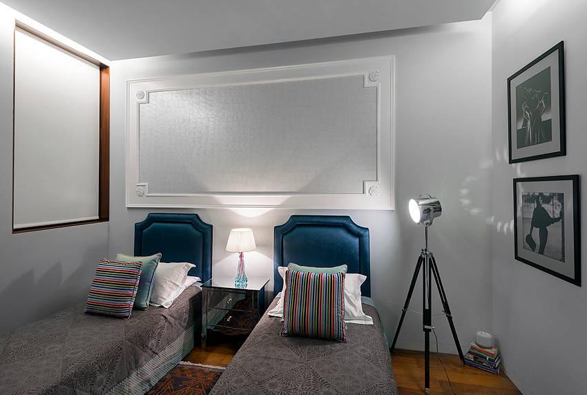 C mo dise ar un dormitorios con dos camas - Como disenar un dormitorio ...