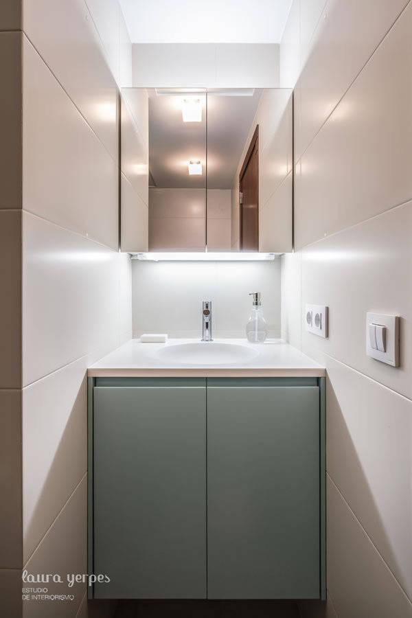 5 tips voor een kleine badkamer - Foto kleine badkamer ...