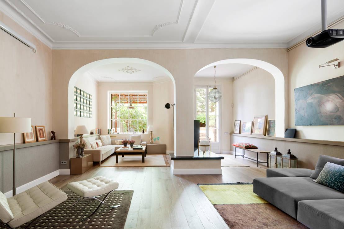 Die besten tipps f r einen arbeitsplatz im wohnzimmer for Pinturas para salones 2016