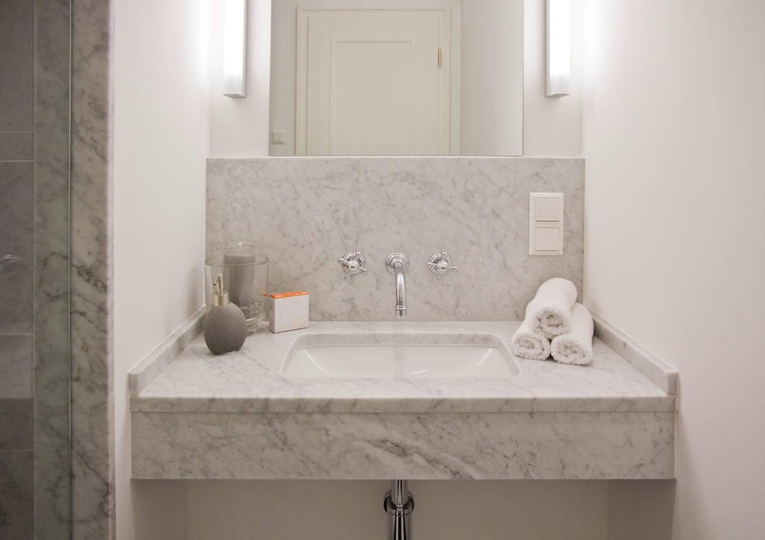 8 tolle ideen f r kleine b der - Tolle badezimmer ideen ...