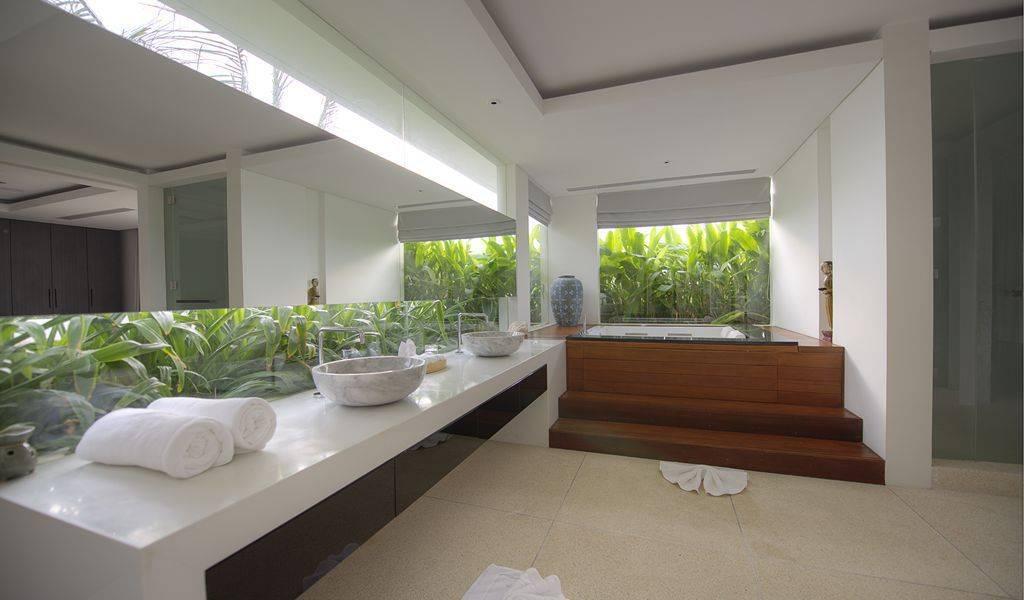Baño Estilo Oriental:Oriente en nuestro baño