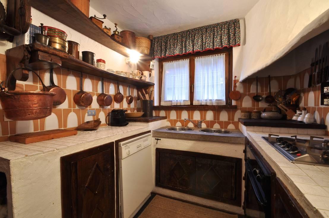 10 cocinas r sticas encantadoras - Imagenes de cocinas rusticas ...