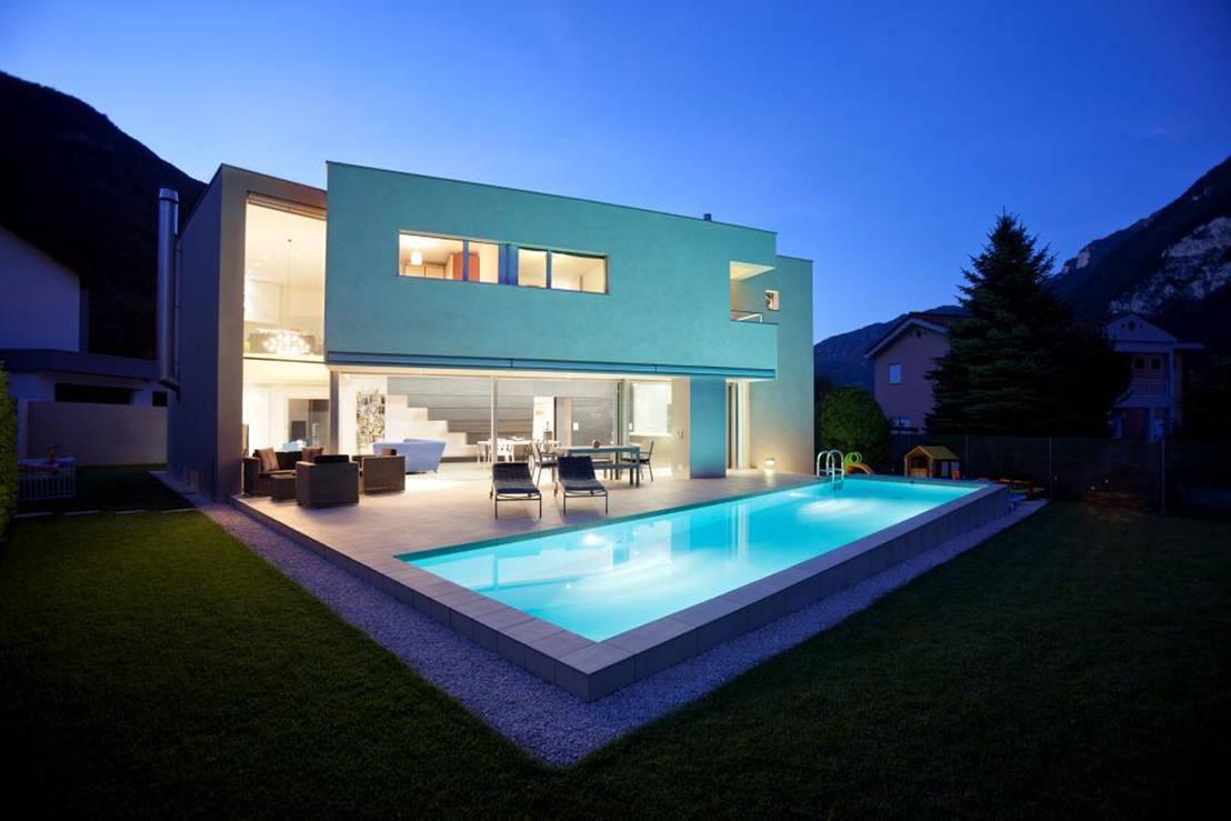 Giardini Moderni Con Piscina: Piscine leroy merlin piscina design ...