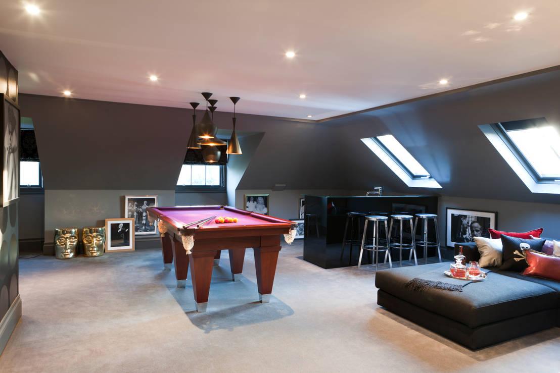 au ergew hnliche hobbyr ume f r m nner. Black Bedroom Furniture Sets. Home Design Ideas