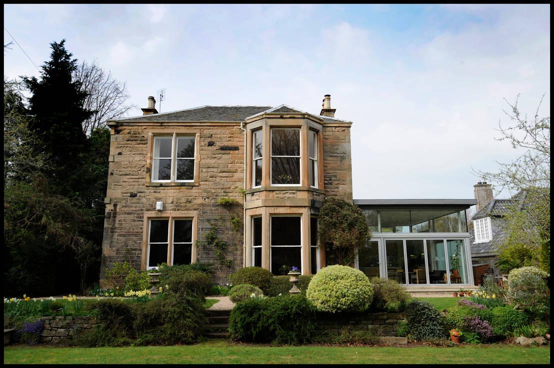 An Exemplar Edinburgh Home Extension