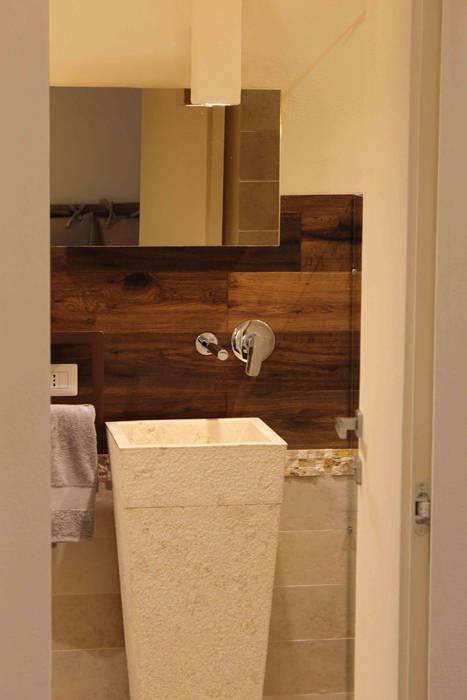 Arredo bagno di design 9 idee per una stanza da bagno all for Costruire una stanza all aperto
