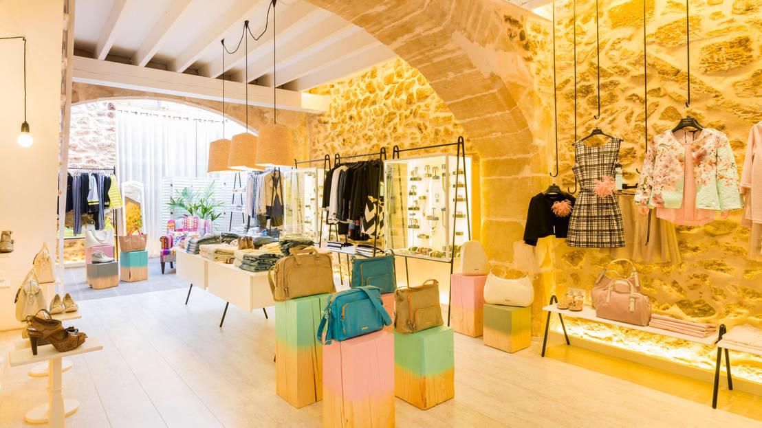 Retail design en espa a interiorismo comercial for Cursos de interiorismo madrid
