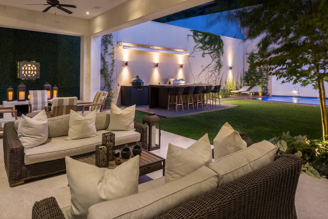10 terrazas gourmet espectaculares for Ideas de terrazas para casas