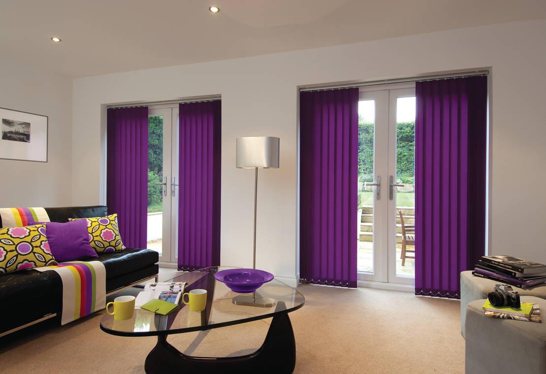 Cortinas modernas y sorprendentes for Estilos de cortinas