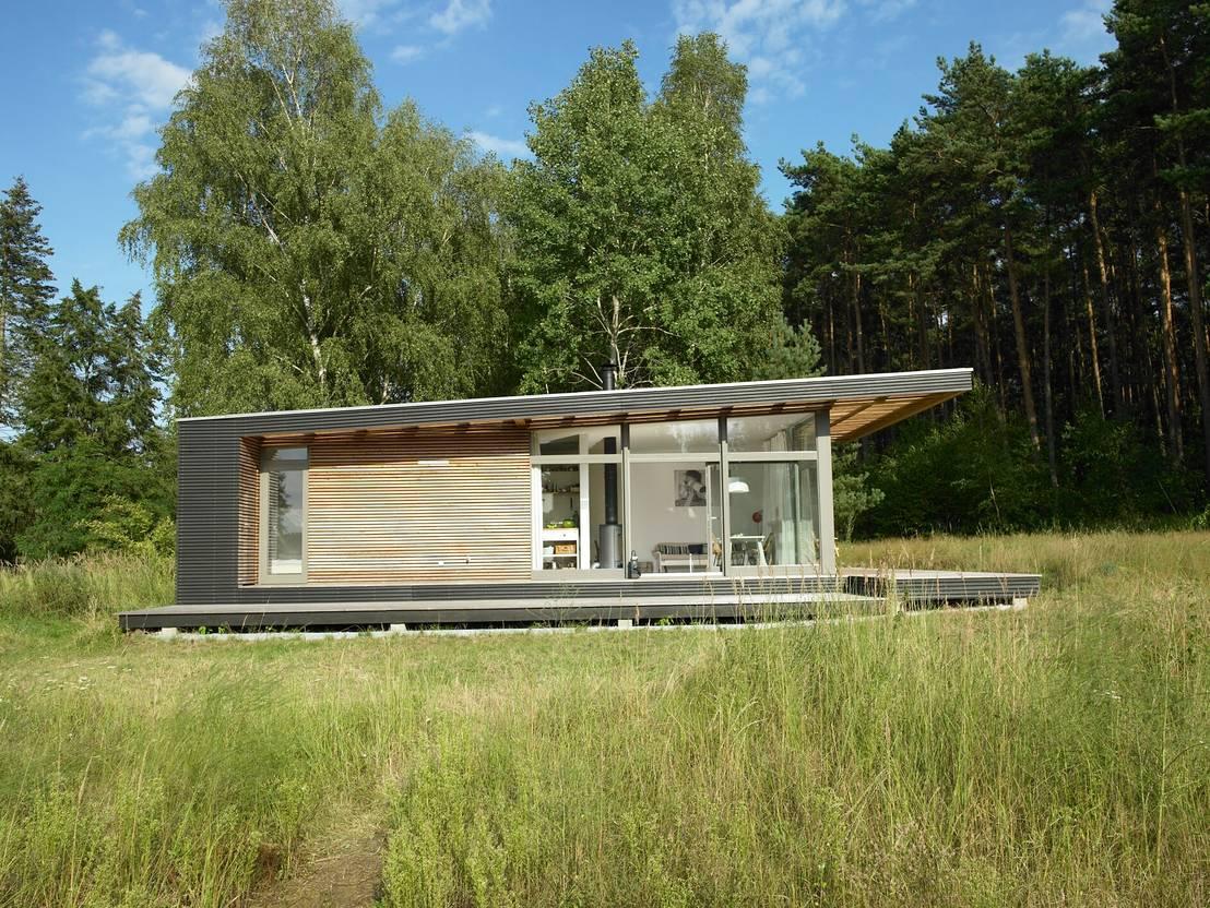 Casa ecol gica de ver o - Casa ecologica prefabricada ...