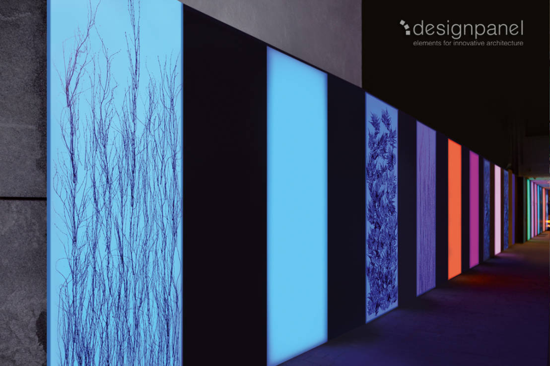 lichtwand in m nchen hotel boardinghouse schiller 5 von designpanel elements for innovative. Black Bedroom Furniture Sets. Home Design Ideas