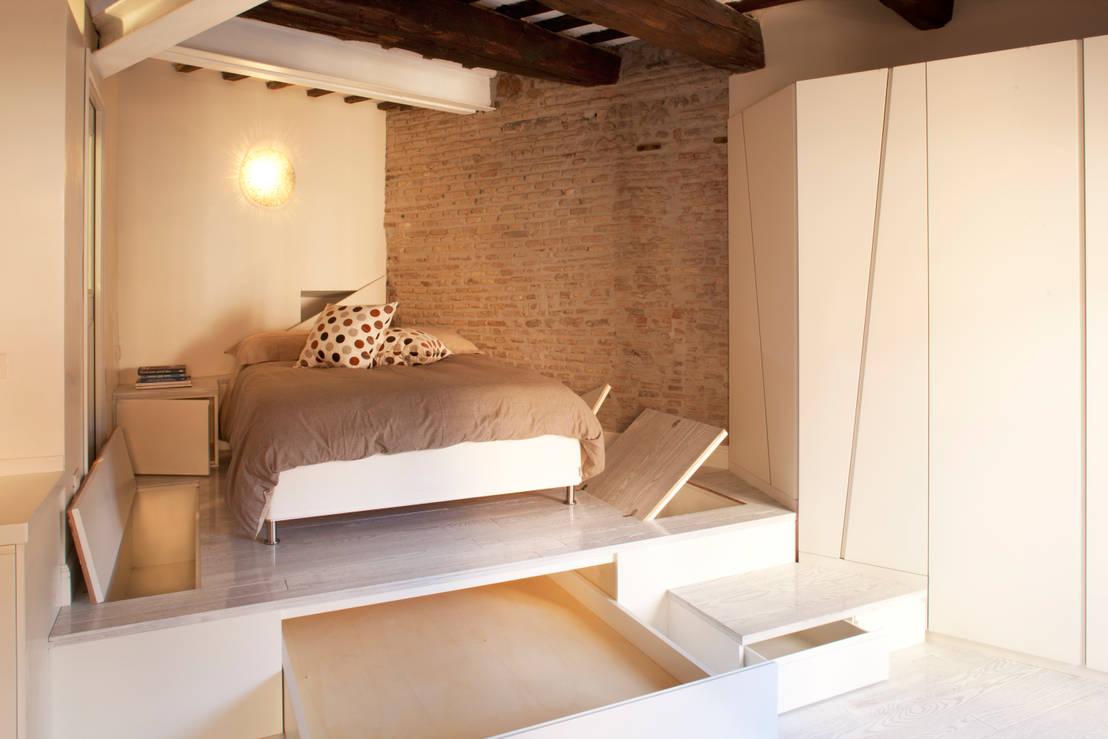 Arredare un mini appartamento 7 idee tra retr e moderno for Arredare piccolo appartamento