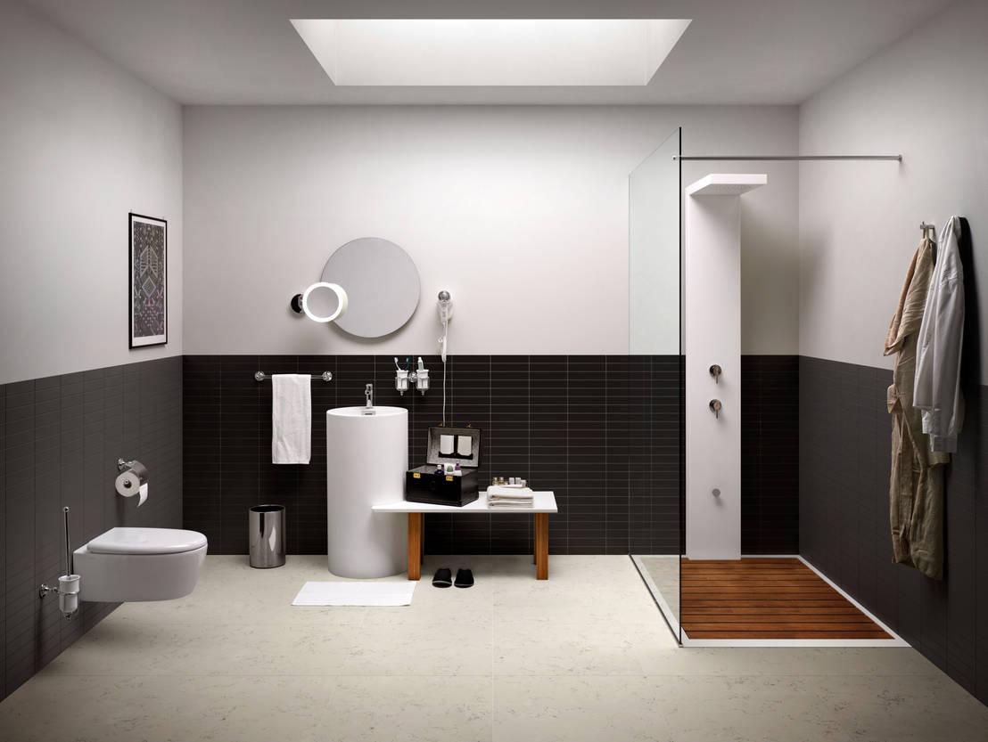 Come progettare il bagno 4 idee - Progettare il bagno on line ...